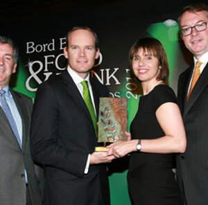 Bord Bia award