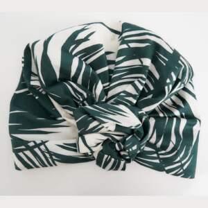Palm print – turban + cap