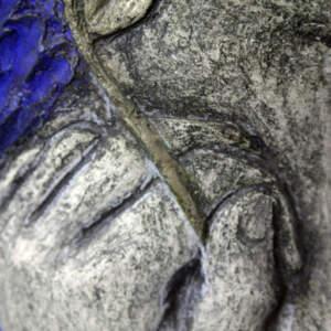New beginnings>Hand detail