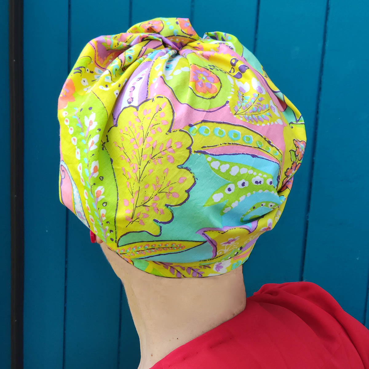 Felicity turban with inner cap – Summer collection