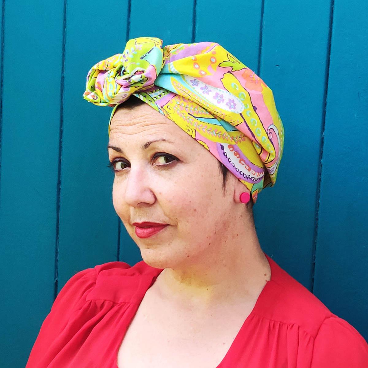 Felicity turban – Summer collection