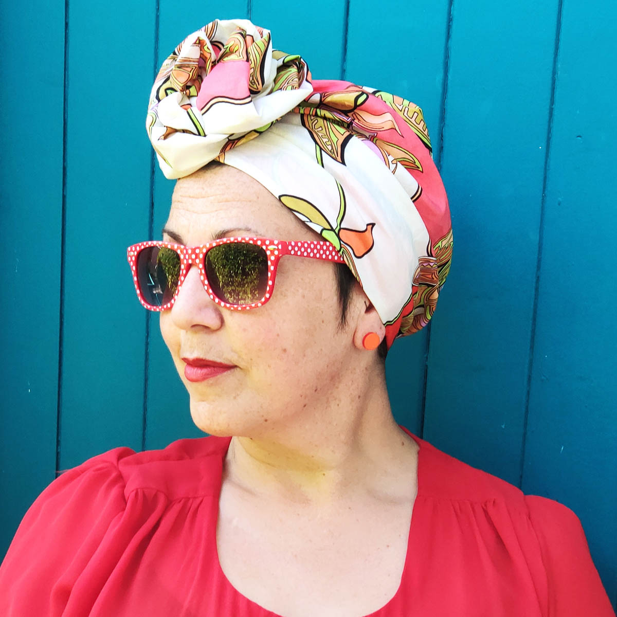 Lina turban – Summer collection